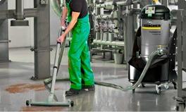 Уборка производственных и складских помещений